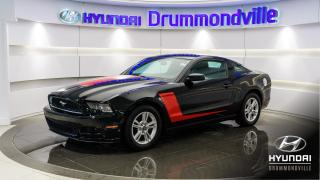 Used 2013 Ford Mustang 69 611 KM + SHOWROOM + WOW !! for sale in Drummondville, QC