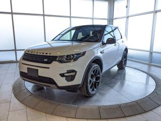 Used 2017 Land Rover Discovery Sport HSE - One Owner! Black Package! for sale in Edmonton, AB