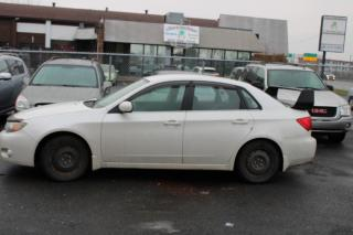 Used 2010 Subaru Impreza Berline 4 portes, boîte automatique 2.5i for sale in Lemoyne, QC