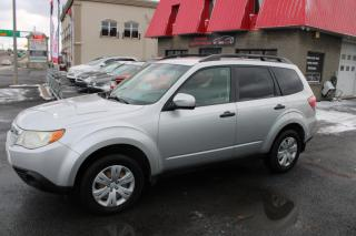 Used 2011 Subaru Forester Familiale 5 portes, boîte manuelle, 2.5X for sale in Lemoyne, QC