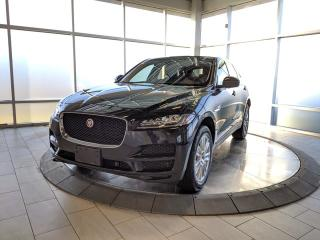 Used 2017 Jaguar F-PACE 20d Prestige - Certified Pre-Owned Warranty until March 26, 2023 or 160,000 Kilometres with Certified rates from 2.9% for sale in Edmonton, AB