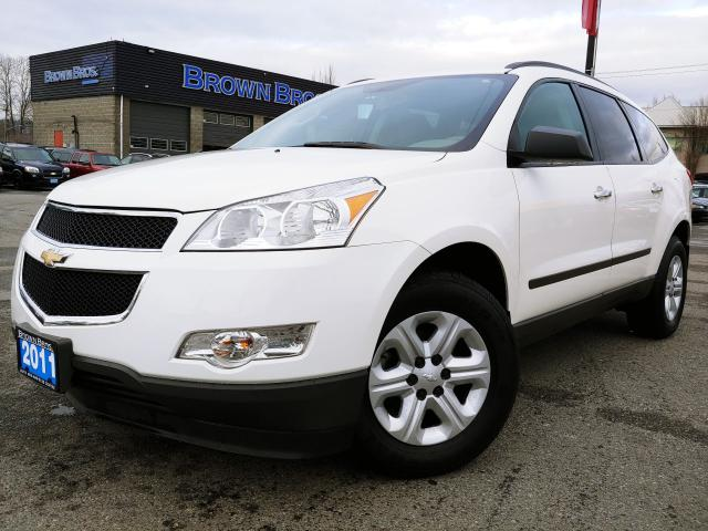 2011 Chevrolet Traverse LS, LOCAL, ONE OWNER