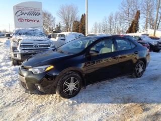 Used 2016 Toyota Corolla COROLLA LE + TOIT OUVRANT ET MAGS for sale in St-Félicien, QC