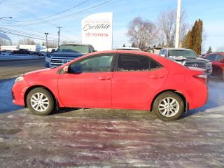 Used 2015 Toyota Corolla COROLLA S 50EME ANNIVERSAIRE for sale in St-Félicien, QC