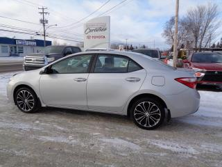 Used 2016 Toyota Corolla COROLLA S +TOIT+MAGS.GARM FULL 2021 for sale in St-Félicien, QC