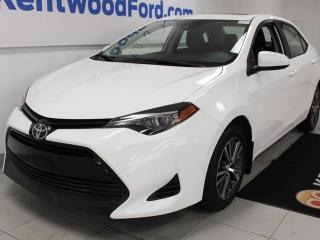 Used 2019 Toyota Corolla LE for sale in Edmonton, AB