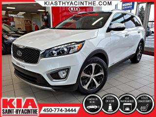 Used 2017 Kia Sorento EX+ V6 AWD ** TOIT PANO / CUIR for sale in St-Hyacinthe, QC