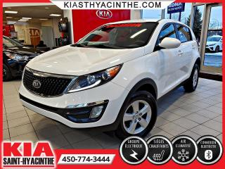 Used 2015 Kia Sportage LX ** SIÈGES CHAUFFANTS / BLUETOOTH for sale in St-Hyacinthe, QC