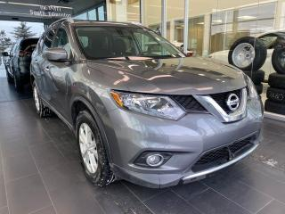 Used 2016 Nissan Rogue SV AWD, POWER HEATED SEATS, SKYROOF, KEYLESS IGNITION for sale in Edmonton, AB