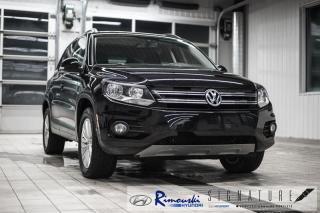 Used 2016 Volkswagen Tiguan 4MOTION SPECIAL EDITION for sale in Rimouski, QC