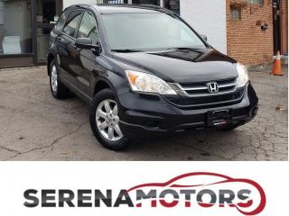 Used 2010 Honda CR-V LX | 4WD | ONE ONWER | NO ACCIDENTS for sale in Mississauga, ON