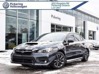 Used 2018 Subaru WRX SPORT!! MANUAL!! TURBO for sale in Pickering, ON