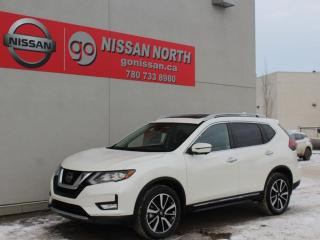 New 2020 Nissan Rogue SL/AWD/LEATHER/PANO ROOF for sale in Edmonton, AB