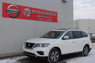 New 2020 Nissan Pathfinder SL Premium/4WD/LEATHER/PANO ROOF for sale in Edmonton, AB