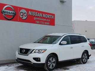 New 2020 Nissan Pathfinder SV Tech/4WD/HEATED SEATS for sale in Edmonton, AB