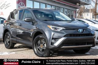 Used 2016 Toyota RAV4 XLE TOIT OUVRANT, SIÈGE ÉLECTRIQUE for sale in Pointe-Claire, QC
