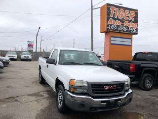 Used 2004 GMC Sierra 1500 SL**ONLY 142KMS**4.3L V6**AS IS SPECIAL for sale in London, ON