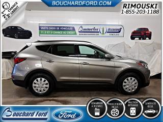 Used 2017 Hyundai Santa Fe SPORT PREMIUM 4X4 for sale in Rimouski, QC