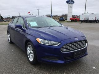 Used 2014 Ford Fusion SE | Rear Window Defroster for sale in Harriston, ON