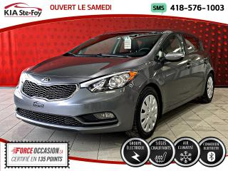 Used 2016 Kia Forte5 LX+ *BM *MAGS *SIÈGES CHAUFFANTS for sale in Québec, QC