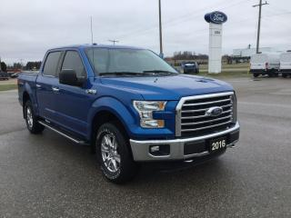 Used 2016 Ford F-150 XLT 4X4 | Pro Trailer Back up for sale in Harriston, ON
