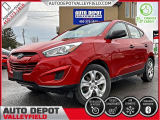Used 2014 Hyundai Tucson GL + AC, CRUISE, BLUETOOTH for sale in Salaberry-de-Valleyfield, QC