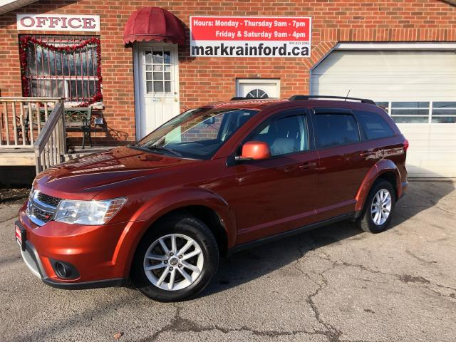 2013 Dodge Journey SXT V6 5 Passenger Remote Start