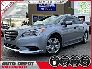 Used 2015 Subaru Legacy 2.5i + Cruise, Bluetooth, AC for sale in Salaberry-de-Valleyfield, QC