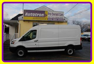 Used 2019 Ford Transit 250 LONG, HIGH, Loaded for sale in Woodbridge, ON
