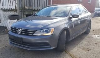 Used 2016 Volkswagen Jetta for sale in Brampton, ON