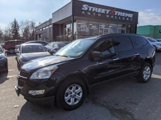 Used 2011 Chevrolet Traverse LS for sale in Markham, ON