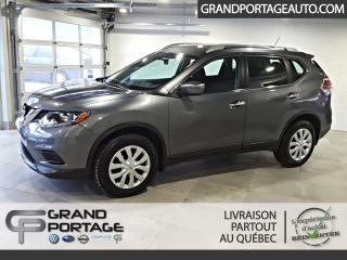 Used 2016 Nissan Rogue S AWD A/C *Bonne Réputation* for sale in Rivière-Du-Loup, QC