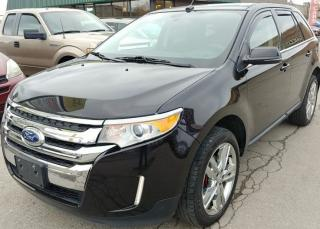 Used 2013 Ford Edge Limited for sale in Hamilton, ON