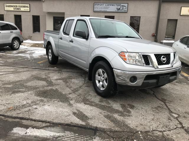2011 Nissan Frontier 4WD Crew Cab LWB SV,MINT CONDITION,NO ACCIDENTS !