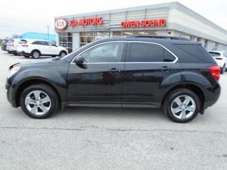 Used 2011 Chevrolet Equinox 2LT for sale in Owen Sound, ON