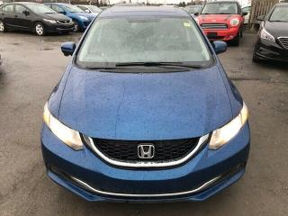 Used 2015 Honda Civic EX for sale in Gloucester, ON