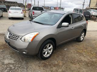 Used 2010 Nissan Rogue SL for sale in Bradford, ON