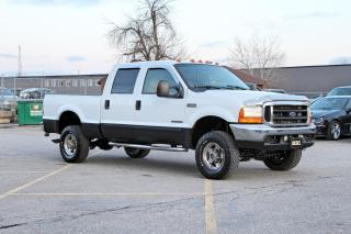 Used 2001 Ford F-250 LARIAT for sale in Brampton, ON