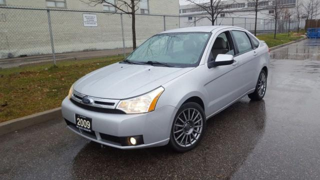 2009 Ford Focus Auto, Only 91000 km, 4 door, 3/Y warranty avail