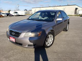 Used 2006 Hyundai Sonata 4 door, Auto,Low km, 3/Y warranty available for sale in Toronto, ON