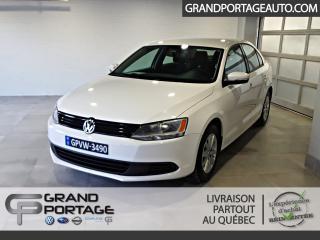 Used 2012 Volkswagen Jetta Comfortline Auto A/C *TRÈS BAS KILO* for sale in Rivière-Du-Loup, QC