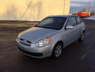 Used 2008 Hyundai Accent Hayon 3 portes, boîte automatique, L for sale in Quebec, QC