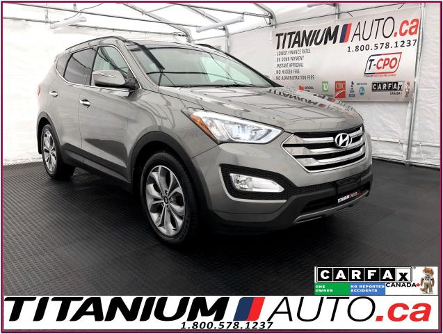 2016 Hyundai Santa Fe Sport Limited+AWD+GPS+Pano Roof+Blind Spot+Leather+Camer