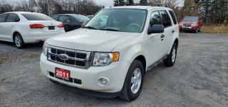 Used 2011 Ford Escape XLT AWD LOW KMS for sale in Stouffville, ON