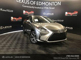 Used 2018 Lexus RX 350 L Luxury Package 6 Passengers for sale in Edmonton, AB