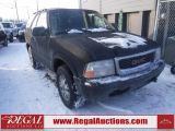Photo of Black 2005 GMC JIMMY SLS 2D UTILITY 4WD