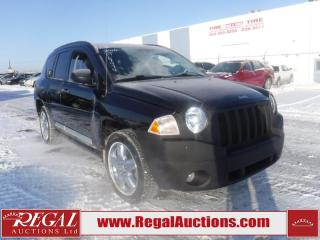 Used 2010 Jeep Compass Limited 4D Utility 4WD for sale in Calgary, AB