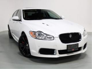 Used 2011 Jaguar XF R R-SPORT   NAVIGATION   SUNROOF for sale in Vaughan, ON
