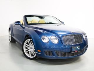 Used 2011 Bentley Continental GTC W12   CONVERTIBLE   NAVI   NAIM SOUND for sale in Vaughan, ON