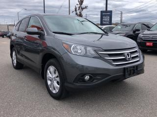Used 2014 Honda CR-V EX-L, one owner, excellent condition for sale in Toronto, ON